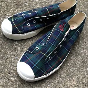 Ralph Lauren Slip On Sneakers 9